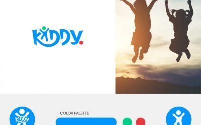 Kiddy har fått en ny logo